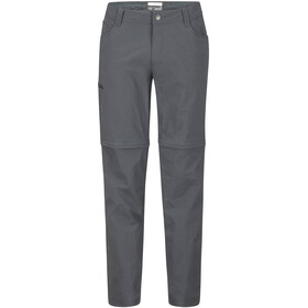 Marmot Transcend Convertible Pants Men slate grey